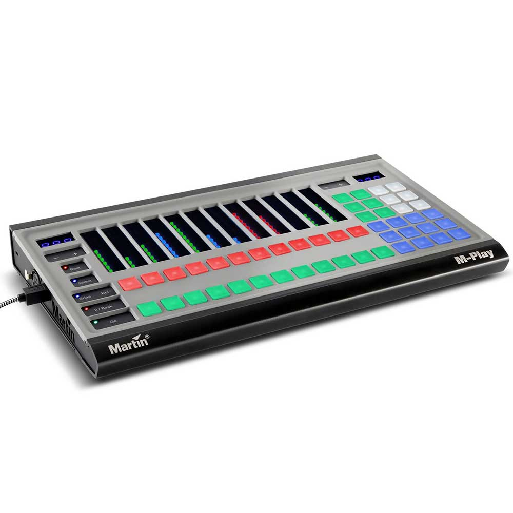 M Play Martin Lighting Usb Led Fader Discontinued