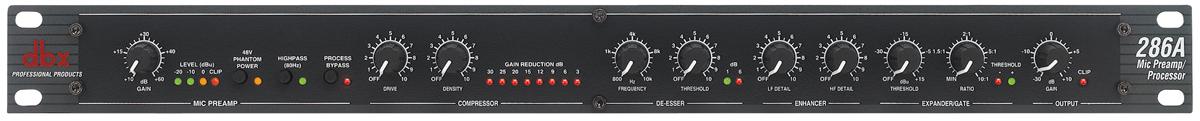 286A | dbx Professional Audio