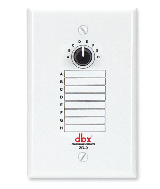 ZC9   dbx Professional Audio