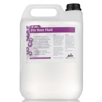 Prohazefluid medium
