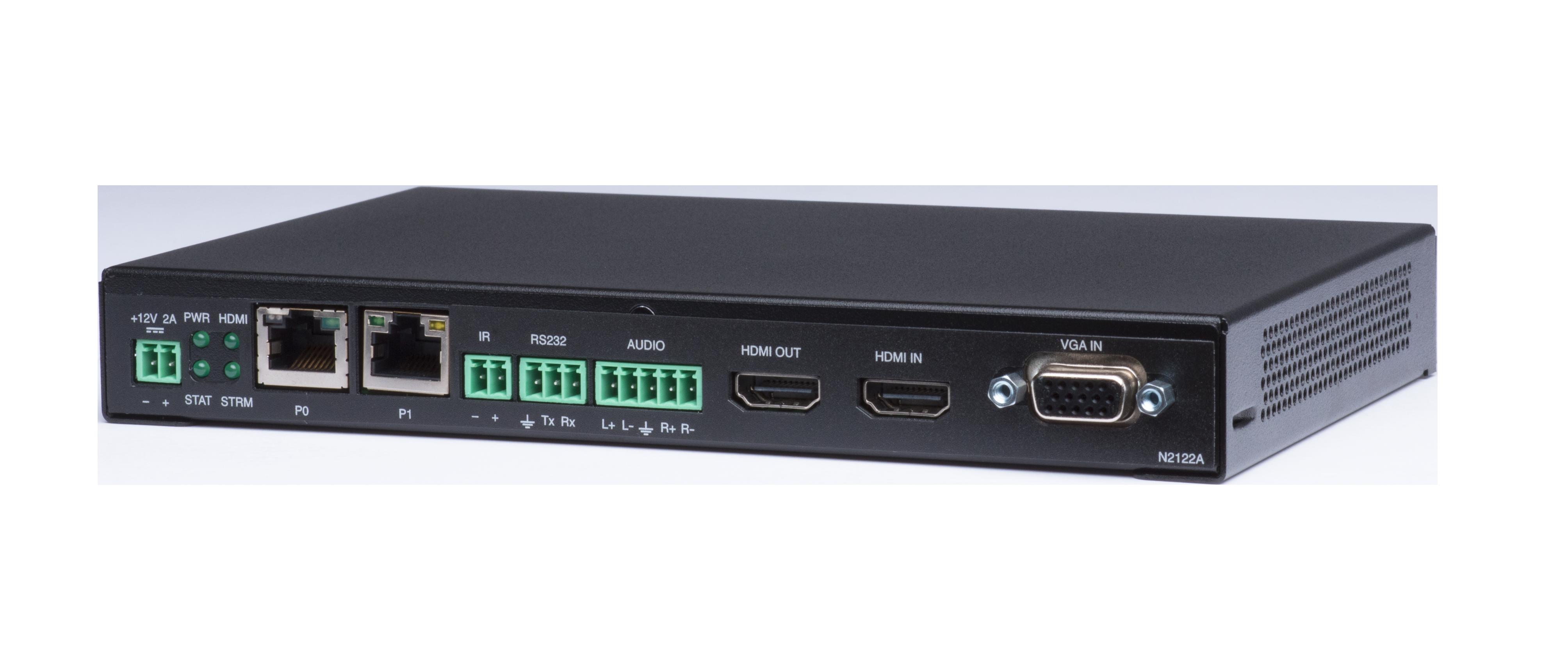 NMX-ENC-N2122A Encoder   AMX Audio Video Control Systems