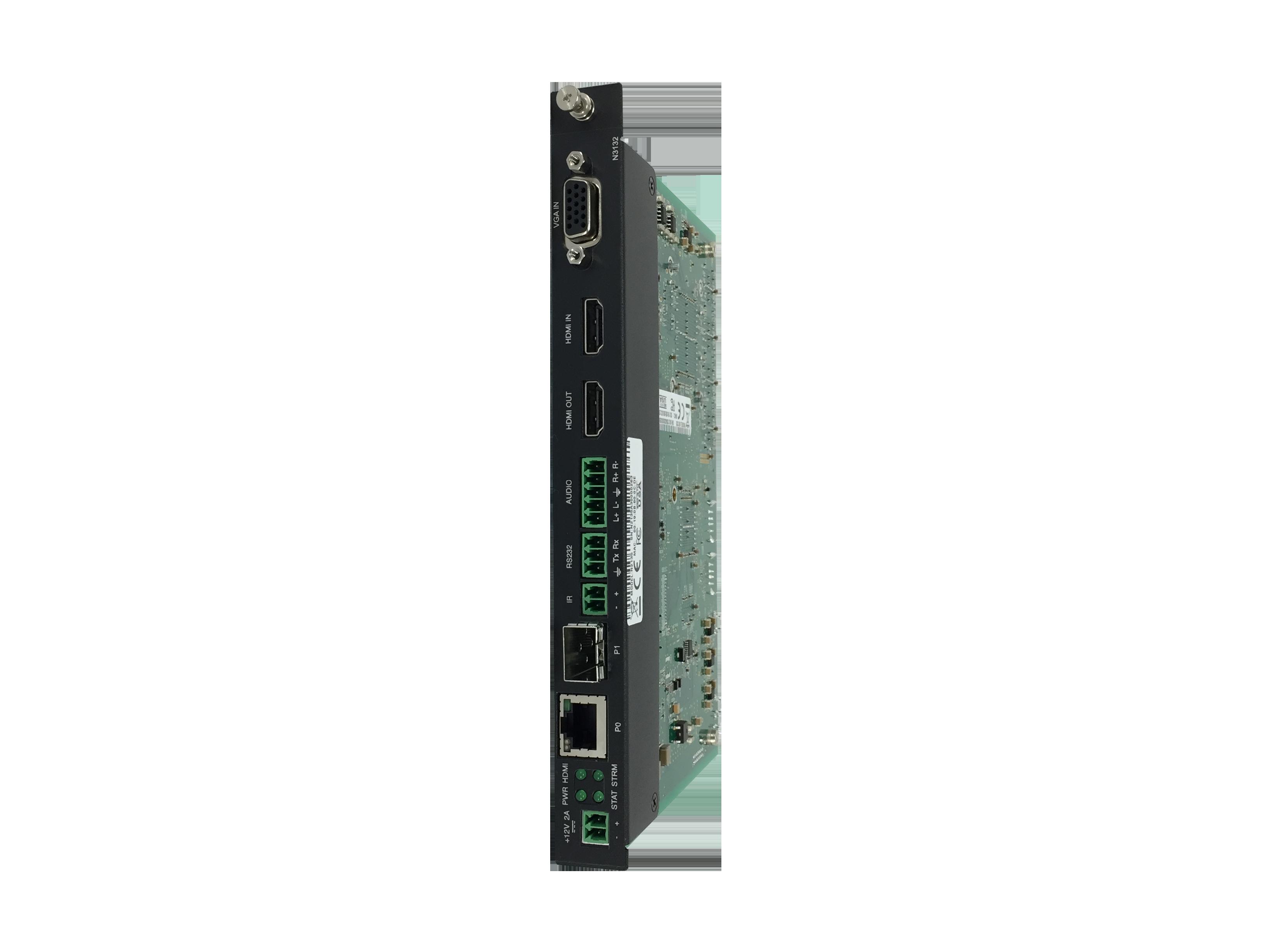 NMX-ENC-N3132-C Encoder Card | AMX Audio Video Control Systems