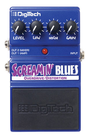 Screamin blues front large