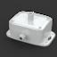 Ans render 2 tiny square
