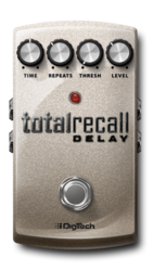 Total recall delay off epedal