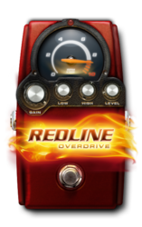 Redline overdrive off epedal