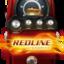 Redline overdrive off tiny square