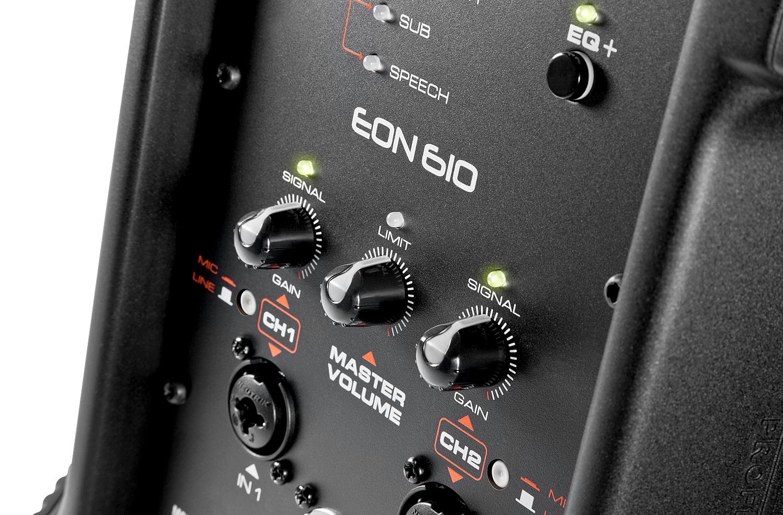 EON610 | JBL Professional Loudspeakers