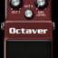 Octaver off tiny square