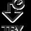 Try icon tiny square