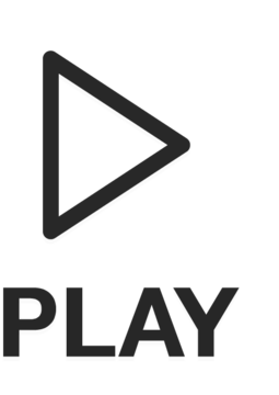 Play icon medium