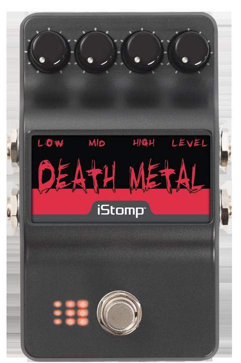 Death Metal | DigiTech Guitar Effects