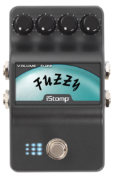 Fuzz label epedal