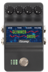 Glimmer label epedal