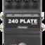 240 plate label tiny square
