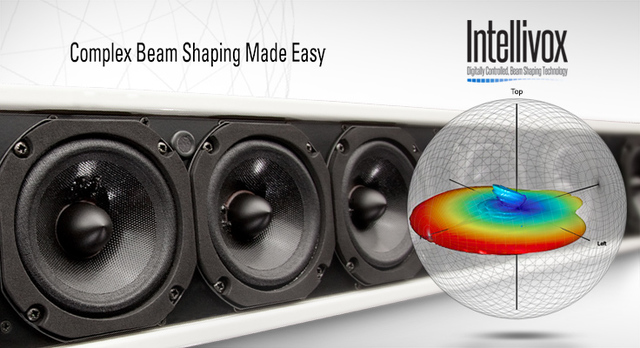 JBL Intellivox Software Main photo