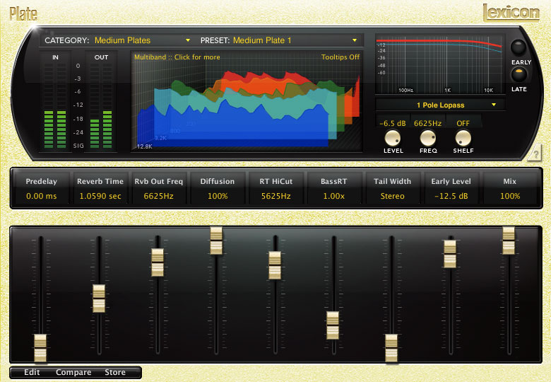 Lexicon vst plugins
