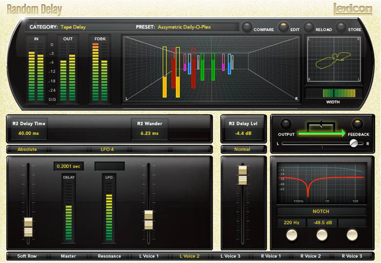 PCM Native Effects | Lexicon Pro - Legendary Reverb and Effects