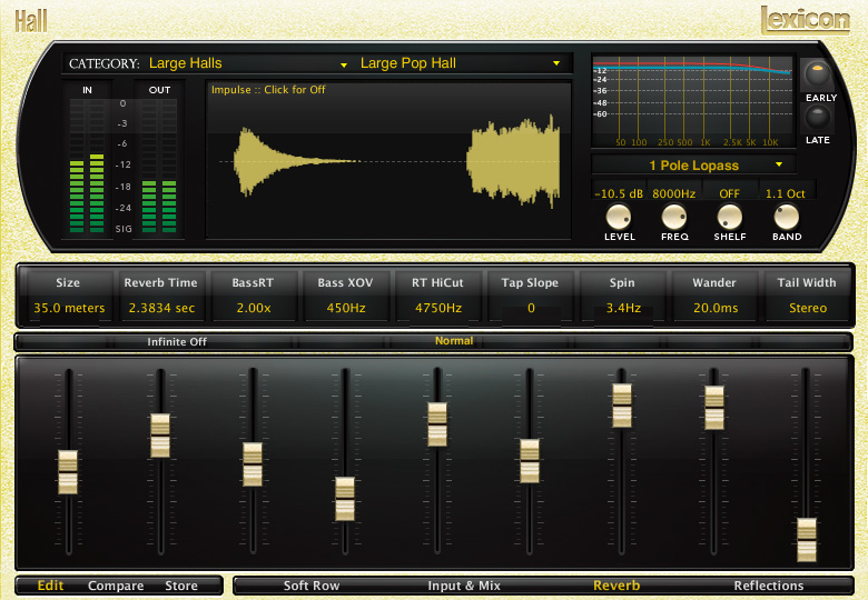 PCM Native Reverb Plug-in | Lexicon Pro - Legendary Reverb and Effects
