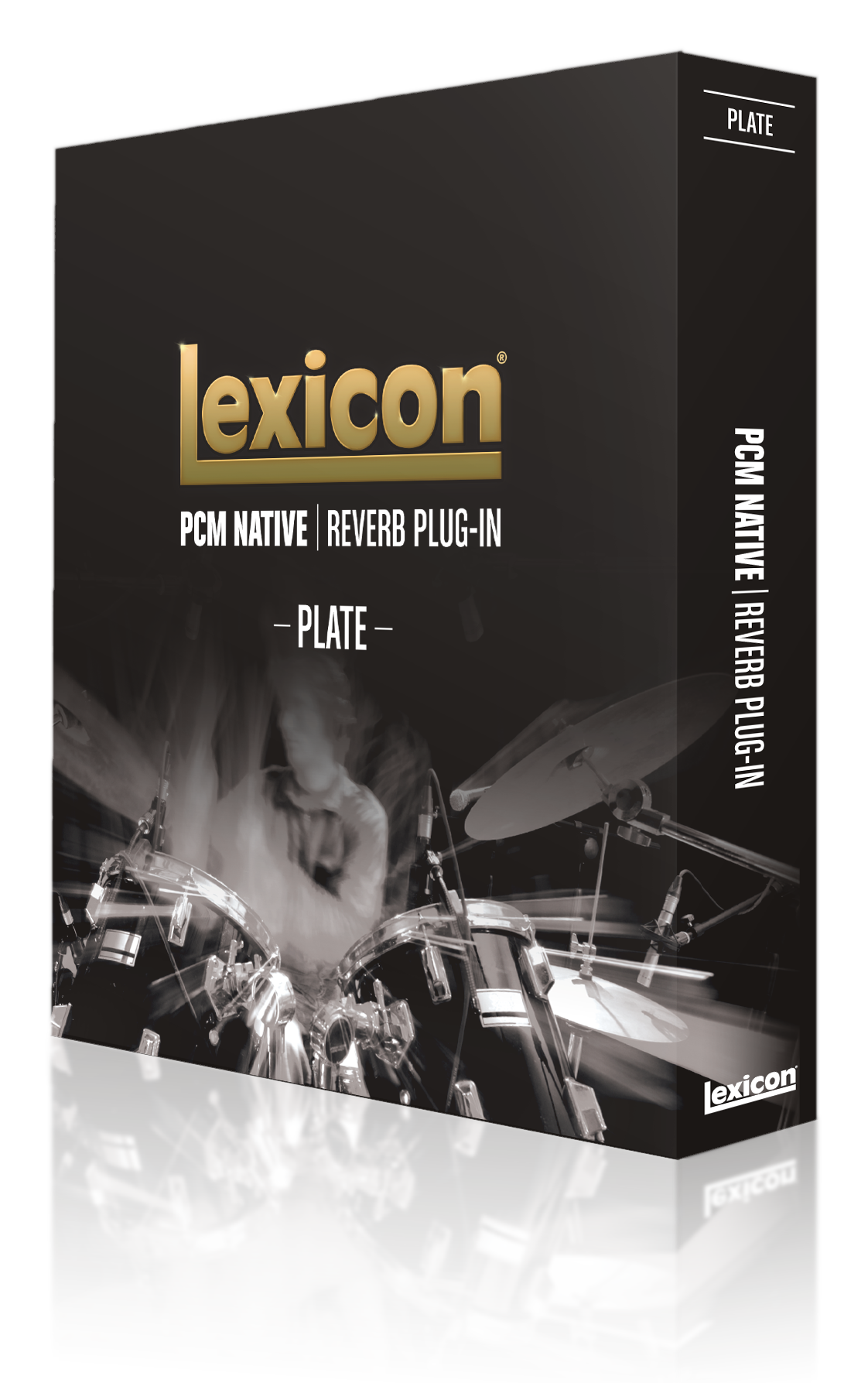 PCM Native Plate Reverb | Lexicon Pro - Legendary Reverb and