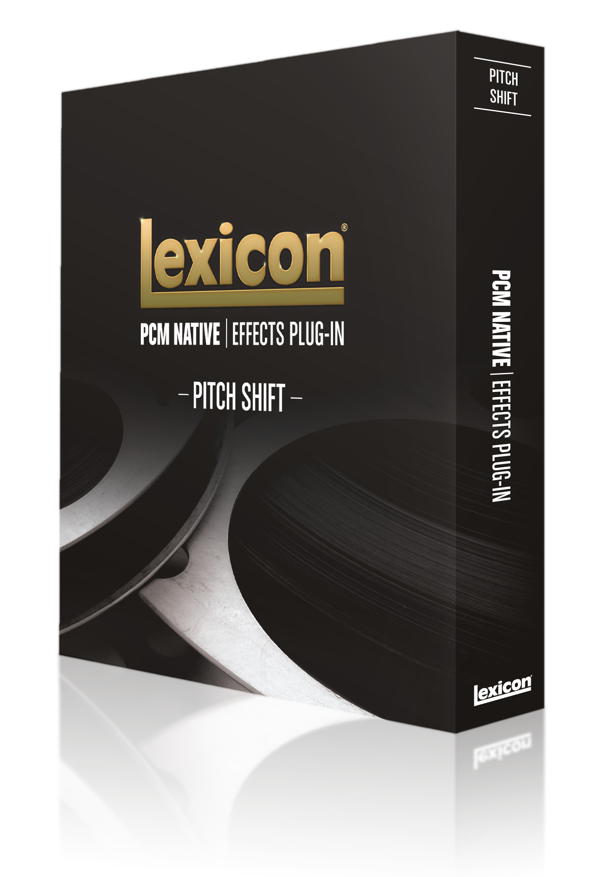 PCM Native Pitch Shift | Lexicon Pro - Legendary Reverb and Effects