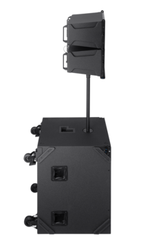 Loa array JBL BRX300 di động 4