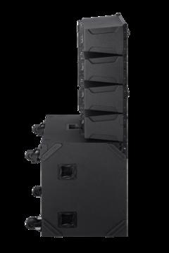 Loa array JBL BRX300 di động 5