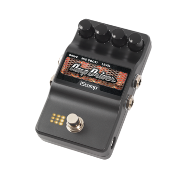 Amp Driver with iStomp label
