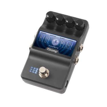 Blue Pearl Chorus with iStomp label