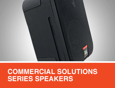 Commercial Solutions Series Loudspeakers (CN)