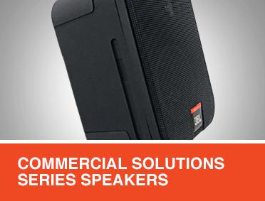 Commercial Solutions Series Loudspeakers (CN)