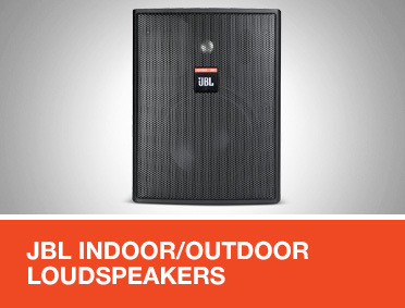 JBL Indoor/Outdoor Loudspeakers for EN 54 Applications