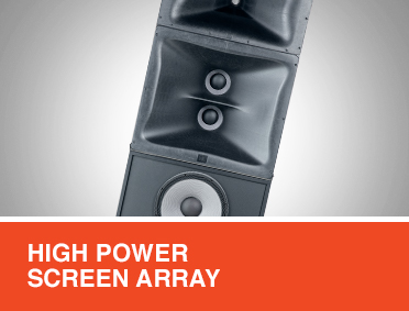 High Powered Screen Arrays