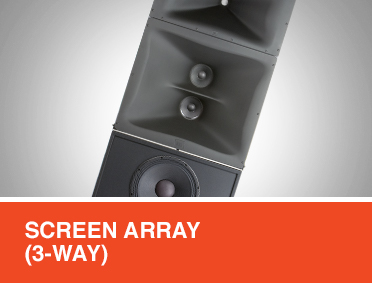 ScreenArray Systems (3 Way)