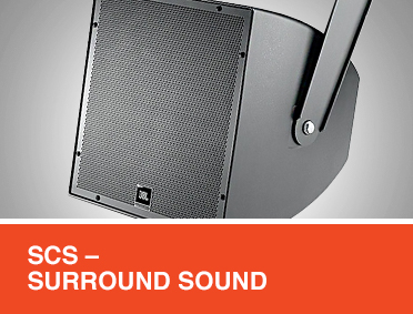 SCS Spatially Cued Surround Loudspeakers