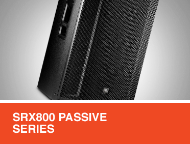 SRX800 PASSIVE SERIES
