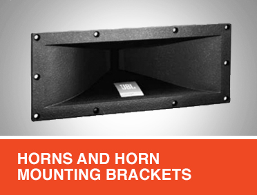 Horns and Horn Mounting Brackets