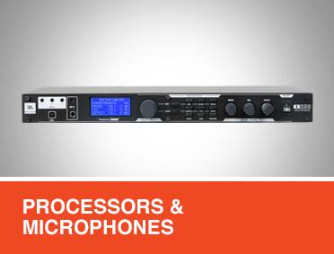 Processors & Microphones