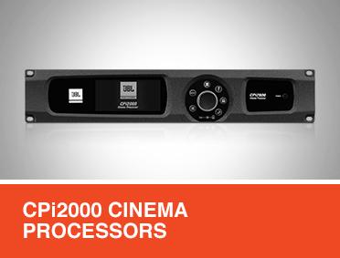 CPi2000 Cinema Processors