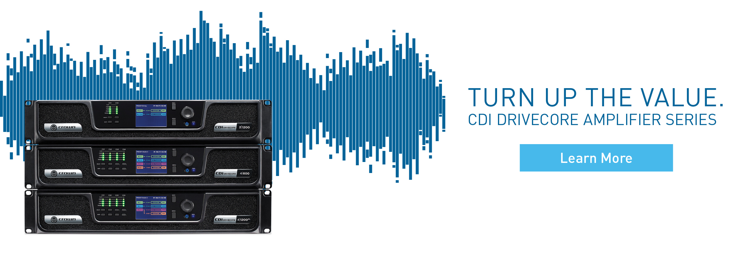CDi DriveCore Series Landing Page 2017