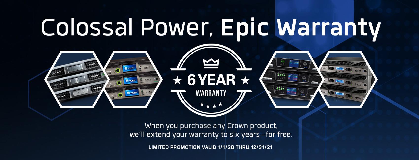 Crown Warranty