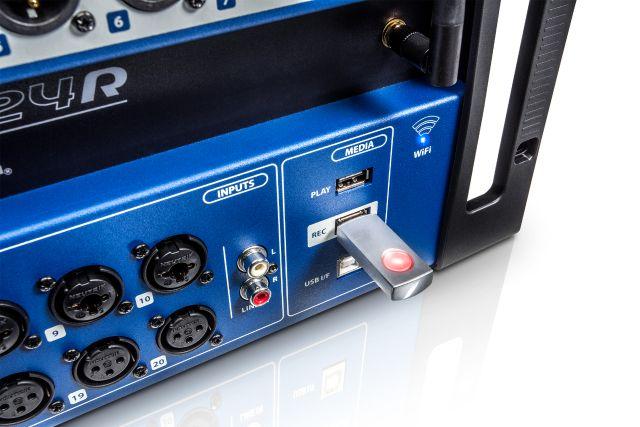 Soundcraft Ui24R Mixer Digitale 24 Canali