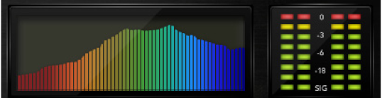 MPX Reverb Real Time Visualization